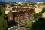 Tilt-shifted city by czach