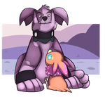 PKMNation: That Silver Haired Daddy of Mine by omgwtfsteph