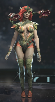 Goddess Of The Green (Injustice 2) by Hybrid55555