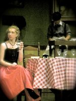 Picasso at the Lapin Agile 3 by NeverlandForever