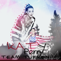 Katy Perry Team Turkey Facebook Profile Picture by 1Direction1905