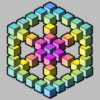 Impossible Cube by 4MaTC