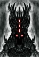 Morgoth by Blue-Lupus
