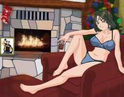 All i want for xmas is Keiichi by tifa-bells