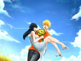 Naruhina - Perfect Moment by Dhiary
