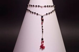 necklace - rosary by Sizhiven
