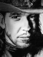 Stevie Ray Vaughan by MetDeth