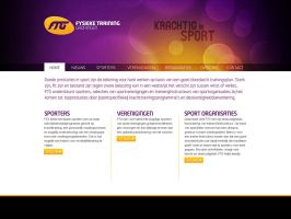 FTG website by Eyecatcher33