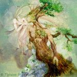 The Tree and the Wind by TiphyM