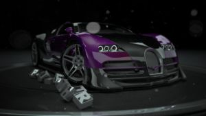 Modified Bugatti by Visual3Deffect