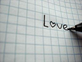 Love in a letter.. by DecodeMyMind
