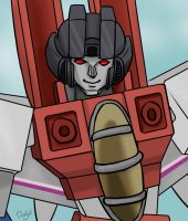G1 Starscream 02 by J-666