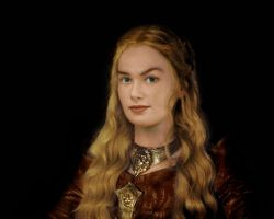 young Cersei Lannister by tywinning