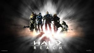 Halo Reach Nobel Ver.2 Black by F-1