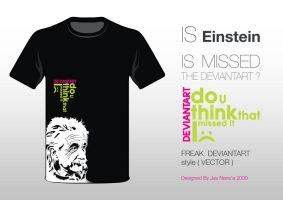 Einstein by xjesx
