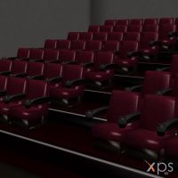 Cinema (MMD Convert) by KoDraCan