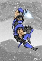 Sub-Zero by swordrust
