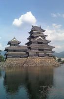 Matsumoto Castle by MrWootton
