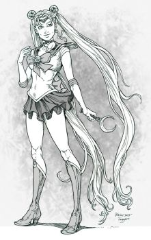 Sailor Moon by staino