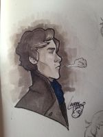 Sherlock-Copics by SharpAce