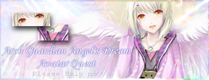Arch Guardian Angel by RainingKnote