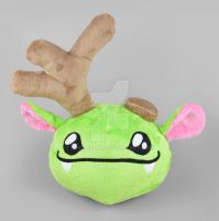 Flitch the Puff Monster Plush by SewDesuNe