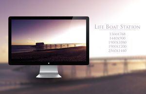 Life Boat Station by KdotRizzle