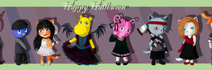 Halloween:2012 by Laaura-TE