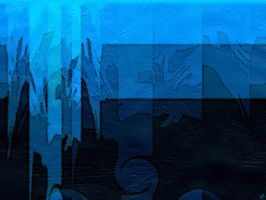 Blue Abstract by csd0916