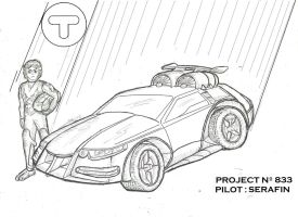TEST OF THE CAR CUSTOM  HOMEMADE by ELGATO-PERALTA