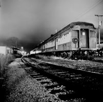 Trainyard by photozz
