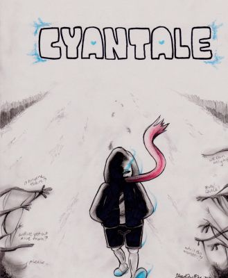 .::Cyantale Cover::. by TheShad0wF0x