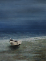Lonely Boat by CalumMurray