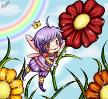 Ayane teh fairy by styx006
