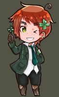 A P H : Ireland by SPINNY-chair-HERO