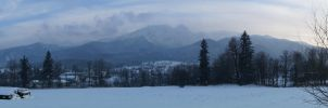 Tatry by daw1do