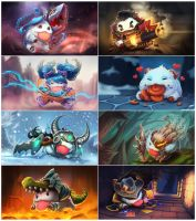 Poros for Riot by estivador