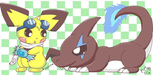 Get your own candy by pichu90