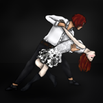 [~Dancing Together~] by XxEdgyPancakexX