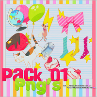 Pack O1 Png's by PartyxGlam