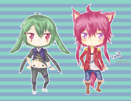 Kemonomimi Adopts - Auction USD / Points [CLOSED] by Narita-kun