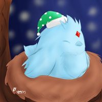 League of Legends: Sleepy Time Anivia by TheMuteMagician