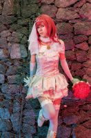 Nishikino Maki Wedding version by JulisScarlet