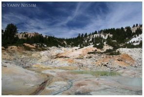 Bumpass Hell by ynissim