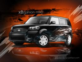 xB -Pinion Mix by precurser
