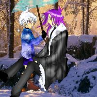 snow by Hirokibell