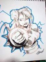 LBCC Chun Li by RAHeight2002-2012