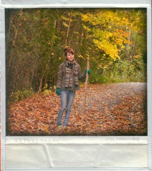 Polaroid me by Nikibby