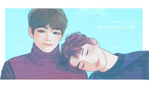 VMON 'Spring Day' by Yibiart