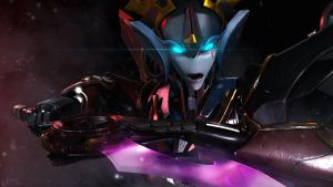 PRIME Windblade... by X4vrztesp